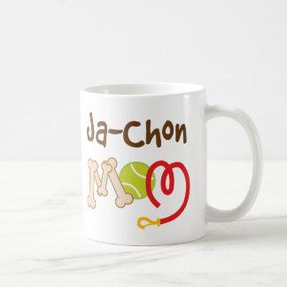 Ja-Chon Dog Breed Mom Gift Coffee Mug