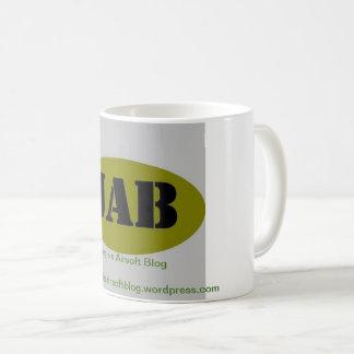 JAB Jungle's Airsoft Blog coffee mug