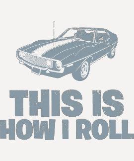Jabalina 1971 de AMC Camisetas