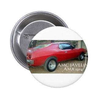 JABALINA AMX 1974 DE AMC PINS