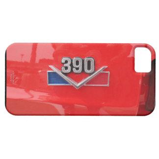 "JABALINA ROJA ""390"" LOGO AMERICAN MOTORS COMPANY iPhone 5 CARCASA"