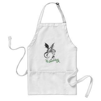 jabberwock apron