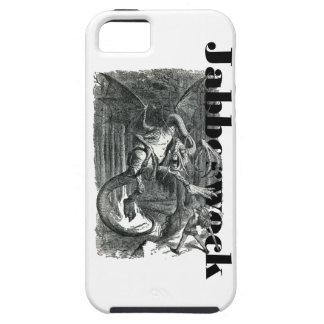Jabberwock iPhone 5 Covers