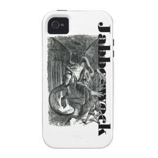Jabberwock Case-Mate iPhone 4 Cases