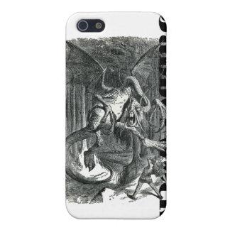 Jabberwock iPhone 4 case