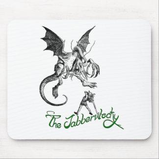 jabberwock mouse pad