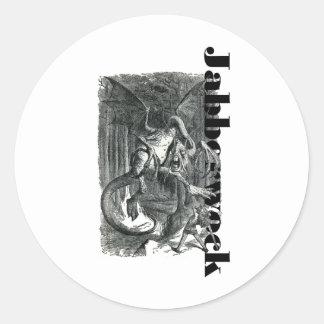 Jabberwock sticker