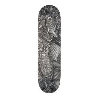 Jabberwockie Skateboard Deck