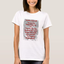 Jabberwocky 2 - L Carroll T-Shirt