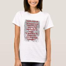 Jabberwocky 3 - L Carroll T-Shirt
