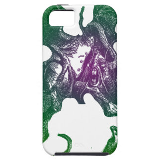 Jabberwocky and Alice iPhone 5 Covers
