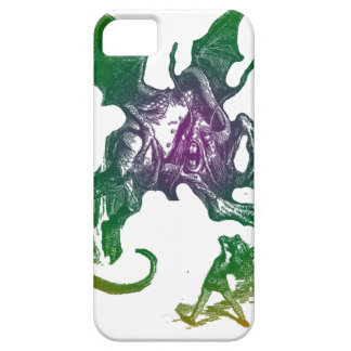 Jabberwocky and Alice iPhone 5/5S Covers