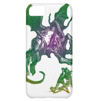 Jabberwocky and Alice Cover For iPhone 5C