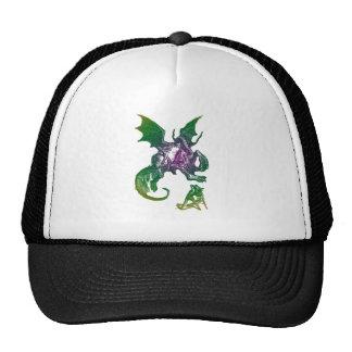 Jabberwocky and Alice Trucker Hat