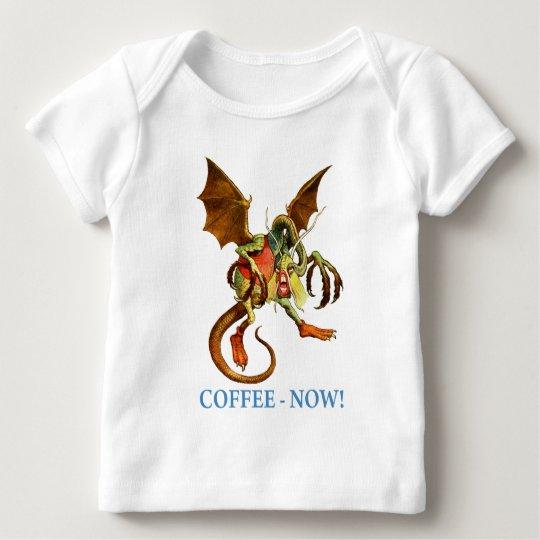 JABBERWOCKY - COFFEE NOW BABY T-Shirt