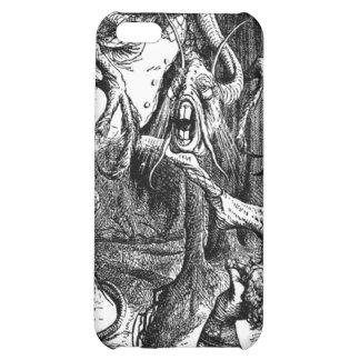 Jabberwocky iPhone 5C Cases