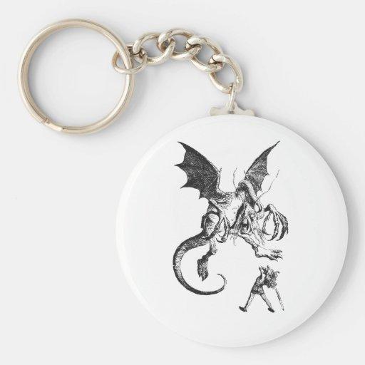 Jabberwocky Key Chains