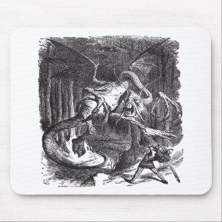 Jabberwocky Mousepads