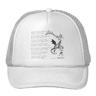 Jabberwocky Poem Hat