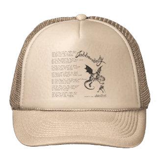 Jabberwocky Poem Trucker Hat