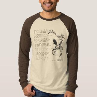Jabberwocky Poem T-Shirt
