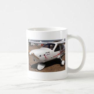 Jabiru ultralight aircraft classic white coffee mug
