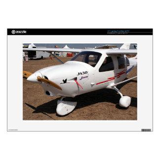 """Jabiru ultralight aircraft skin for 15"""" laptop"""
