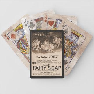 Jabón de hadas cartas de juego