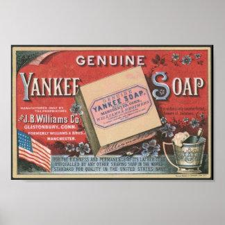 Jabón del yanqui posters