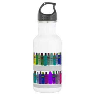 Jabone el arco iris de la botella - para los