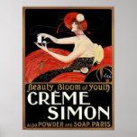 Jabones de Simon de la nata Posters