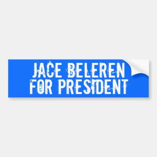Jace Beleren, For President Car Bumper Sticker