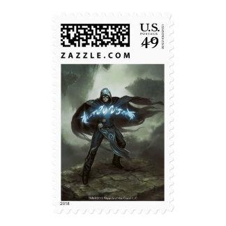 Jace, the Mind Sculptor Postage Stamps