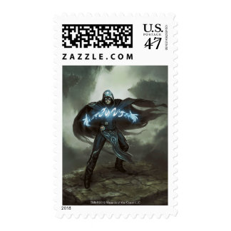 Jace, the Mind Sculptor Postage Stamp