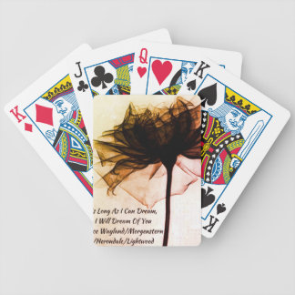 Jace Wayland Bicycle Playing Cards