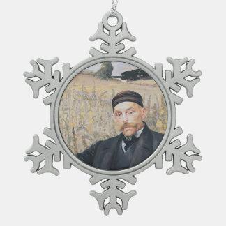 Jacek Malczewski Retrato de Waclaw Karczewski Adornos