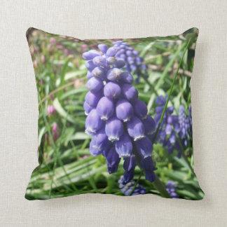 jacinto de uva almohada