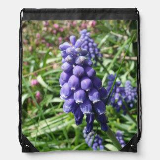 Jacinto de uva mochilas