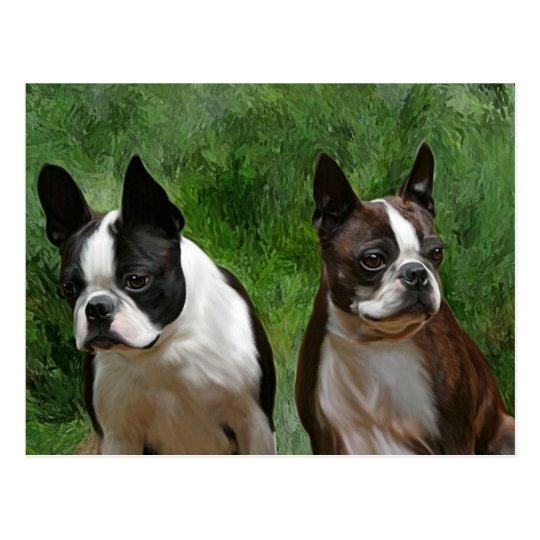 Jack and Amby Postcard