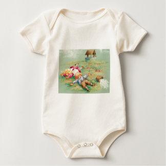 Jack and Jill Baby Bodysuit