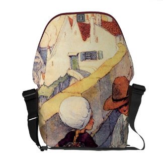 Jack and Jill Courier Bags
