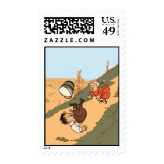 Jack and Jill Postage