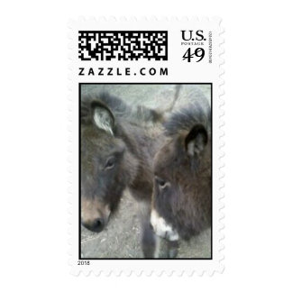Jack and Jill Postage Stamps