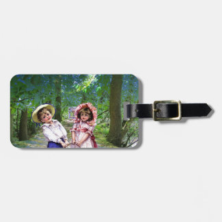JACK AND JILL TAG FOR LUGGAGE