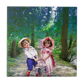 JACK AND JILL TILE