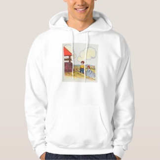 Jack and Jill went up the hill Hoodie
