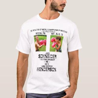 Jack and Katie Wedding T-Shirt