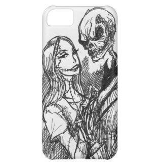 Jack and Sally Cover For iPhone 5C