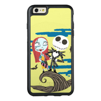Jack and Sally | Cute Moon OtterBox iPhone 6/6s Plus Case