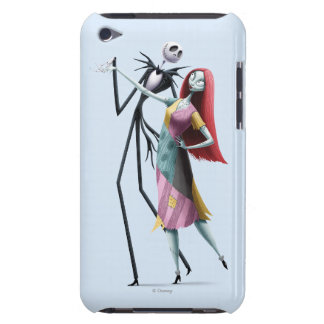 Jack and Sally Dancing Barely There iPod Case